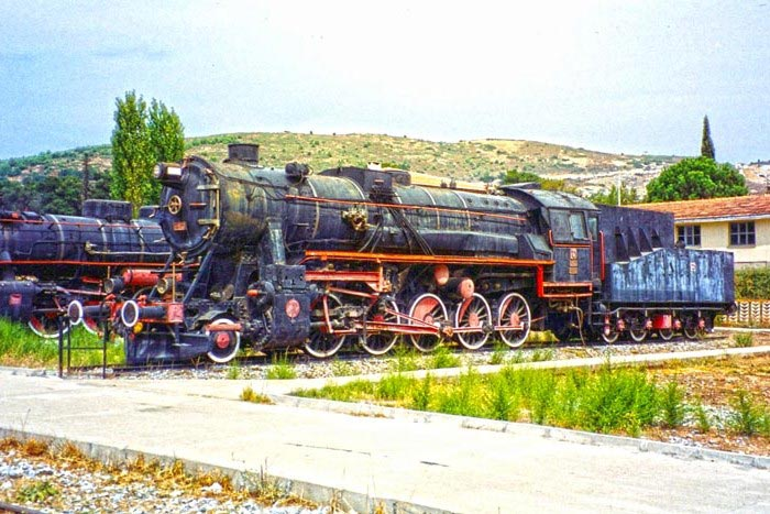 Ephesus sightseeing tour Camlik Locomotive Museum general